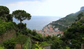 Mini-rejseguide: Amalfikysten, Minori, Capri og Pompei