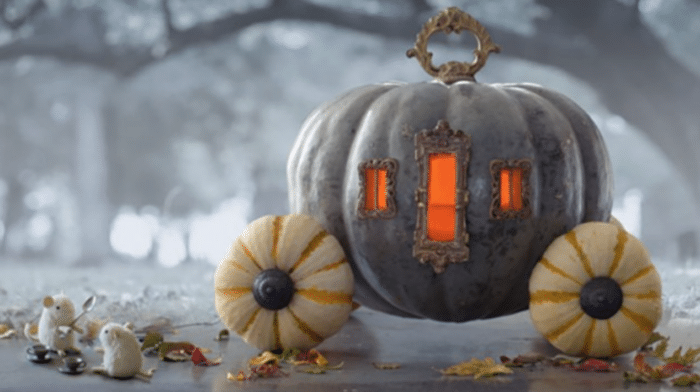 halloween græskar udskæring