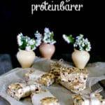No baking proteinbarer med havtorn