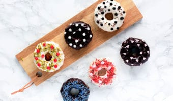 Opskrift på sprøde doughnuts uden mel
