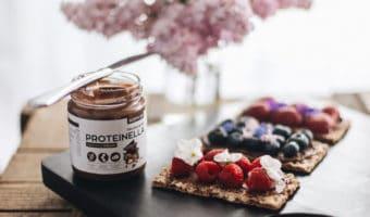 Noget om min nye craving og lidt om proteinella vs. nutella