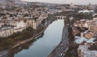 Vores rejse til Georgien og Tbilisi med georgisk rejseguide