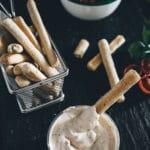 Opskrift på sunde butterbeans fritter